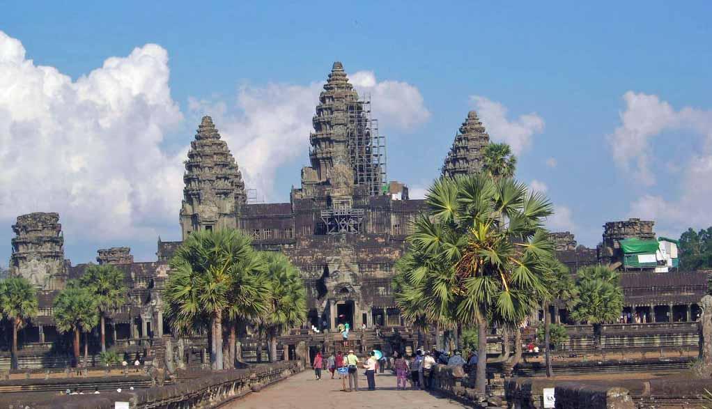 Kambodscha Reisen - 1 Angkor Wat (35)