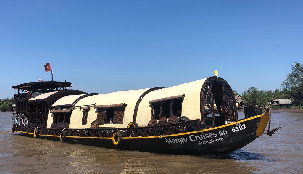 Vietnam Reisen - Mekong Privatboot