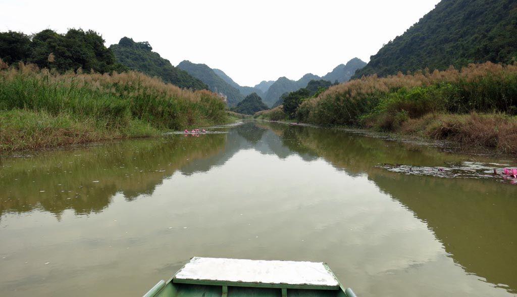Vietnam Reisen - Ninh Binh - Tam Coc - Trang An